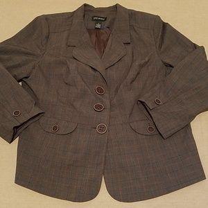 EUC Lane Bryant Gorgeous lined blazer sz 24